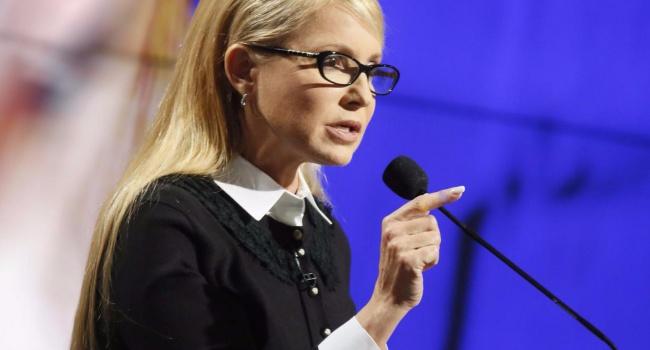 Тимошенко: сотрудничество с МВФ уничтожит экономику Украины