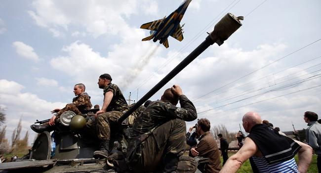 Генерал: на Донбассе начали применять новое оружие
