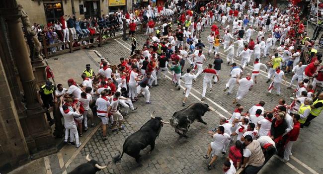 Во время фестиваля Сан-Фермин было совершено 4 изнасилования