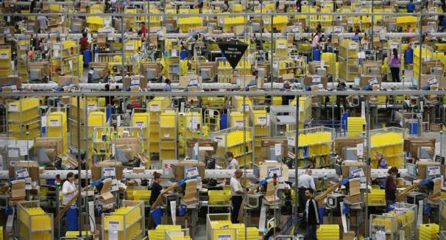 Amazon не справился с наплывом клиентов во время распродажи
