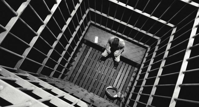 Затриманому сепаратисту загрожує до 15 років в'язниці. Відео