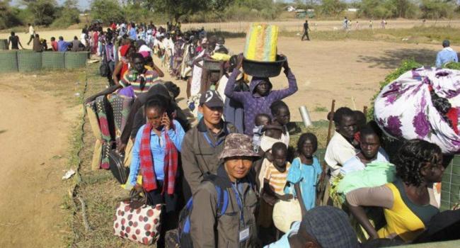 Массовая эвакуация иностранцев из Южного Судана