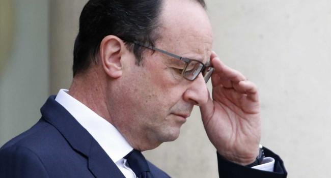 Стало известно, сколько платит Олланд своей обслуге