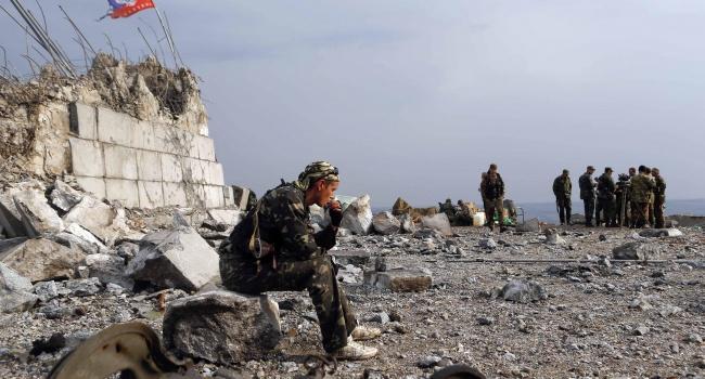 Россия в очередной раз рассказывает об отсутствии солдат на Донбассе