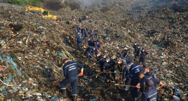 На Львов может опять нахлынуть мусорная катастрофа