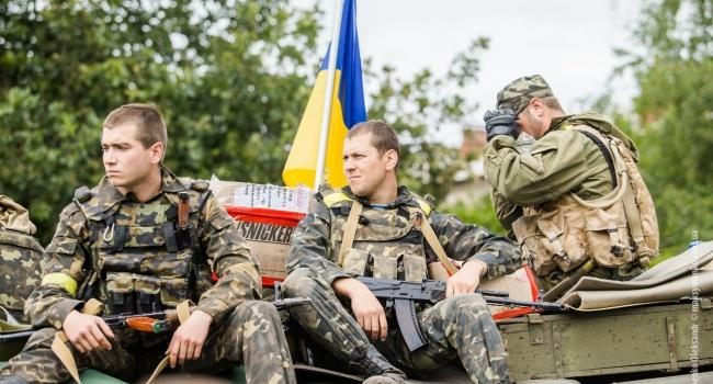 Украинские воины несут потери. Один солдат погиб за сутки