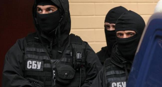 Коментарии СБУ о задержанных в Черниговской области взяточников