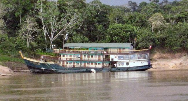 Бандиты Перу ограбили туристов на Амазонке