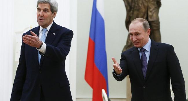 В України з Росією є шанс на закінчення війни. - Керрі