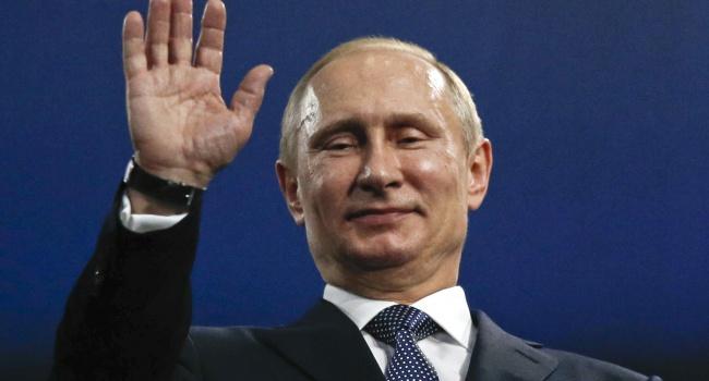 Орешкин: зачем Путину играть мускулами перед Западом