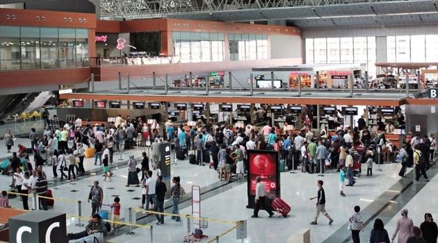 Всі турецькі аеропорти відновили роботу