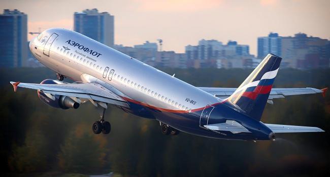 Всі рейси Росія-Туреччина на вихідних скасовано