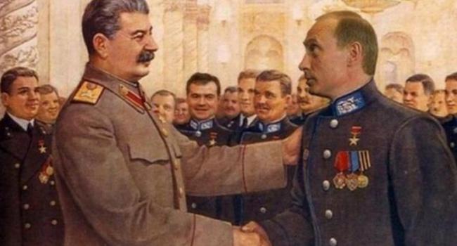 Портніков: Після рішення по Криму залишається гадати Путін – ще Хрущов чи вже Сталін