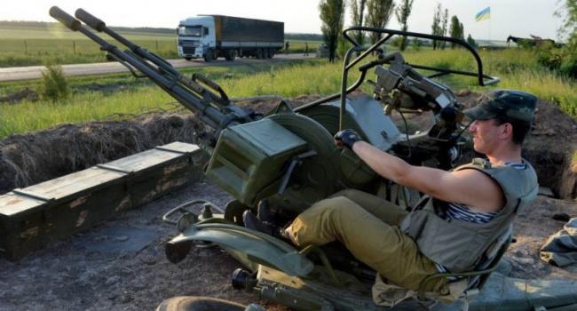 Штаб АТО проинформировал о военных столкновениях наДонетчине