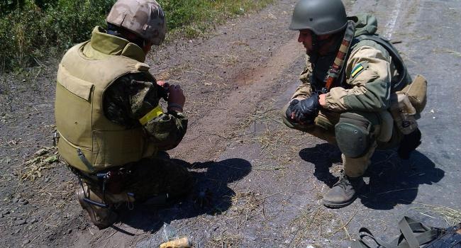 За прошлые сутки пиротехники наДонетчине обезвредили 32 взрывоопасных предмета