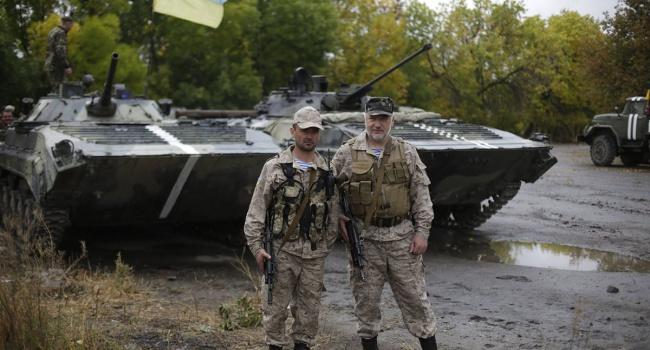 Вштабе ВСУ приступили ксозданию нового сержантского корпуса