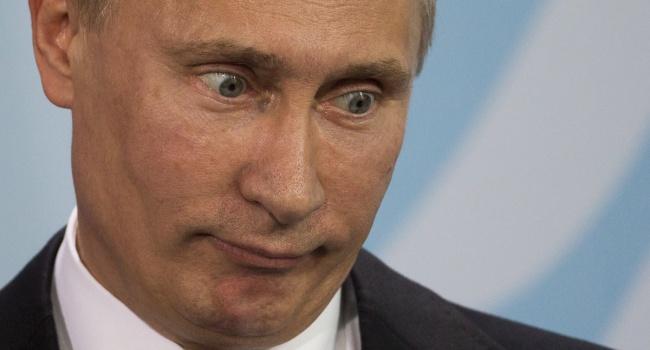 Украина перешла ктеррору— Путин опопытке теракта вКрыму