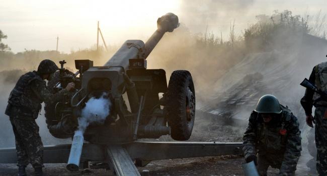 АП: За прошлые сутки взоне АТО получили ранения 8 украинских военных