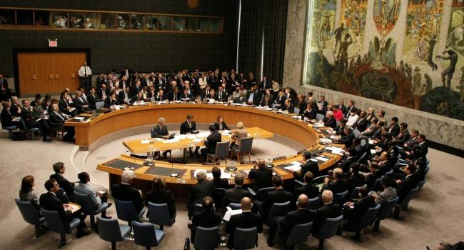 Первые результаты — Совбез ООН