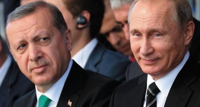 Смена геополитического вектора Турции может надавить наэкономику Украины— специалист