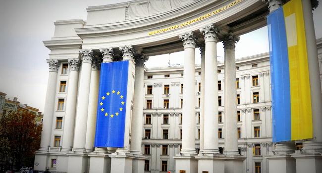 Украинский МИД требует отРФ допустить СММ ОБСЕ вКрым