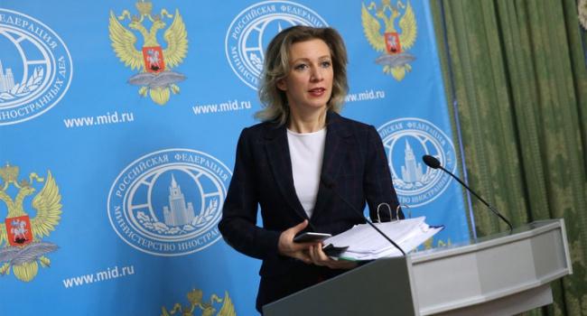 Представитель МИД РФ Мария Захарова назвала украинцев главными гастарбайтерами России