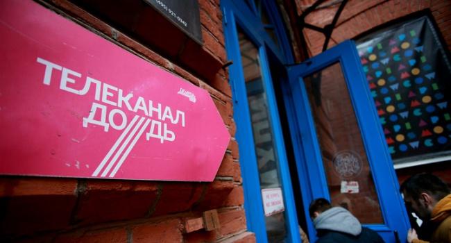 Муждабаев: Телеканал «Дождь» открыто подчеркивает, что Крым – это Россия