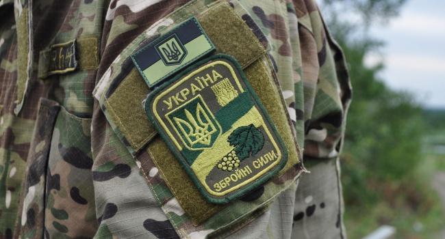 Сегодня оккупанты 22 раза обстреляли опорные пункты украинских бойцов