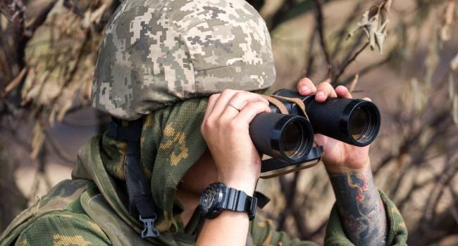 Наши бойцы проводят военные учения на полигоне в Харьковской области - фоторепортаж