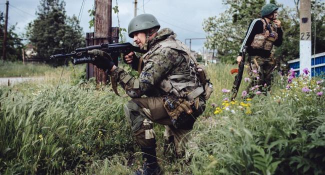 Срочно! В Зоне АТО боевики атаковали пограничников