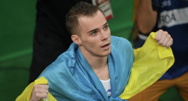 Олег Верняев приносит Украине первое «золото» Олимпиады вРио