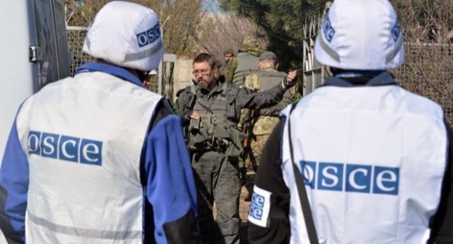 ОБСЕ несобираются отправляться навыборы вКрым