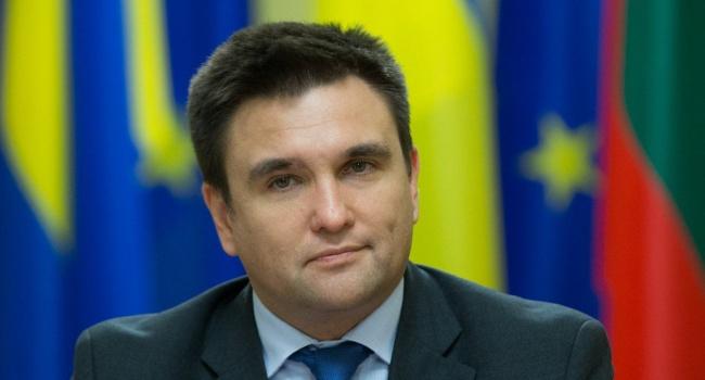 Климкин допустил введение визового режима сРоссией