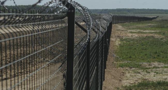 Награнице Польши иКалининградской области появился забор