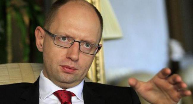 Яценюку пришла повестка всуд вкачестве ответчика поиску Григоришина