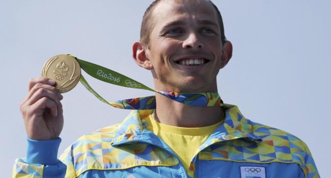 Юрий Чебан стал олимпийским чемпионом погребле наканоэ— 2-ое «золото» Украины