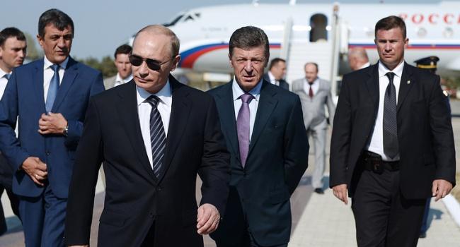 Путин считает «диверсию» вКрыму попыткой Украины сорвать минские договоренности