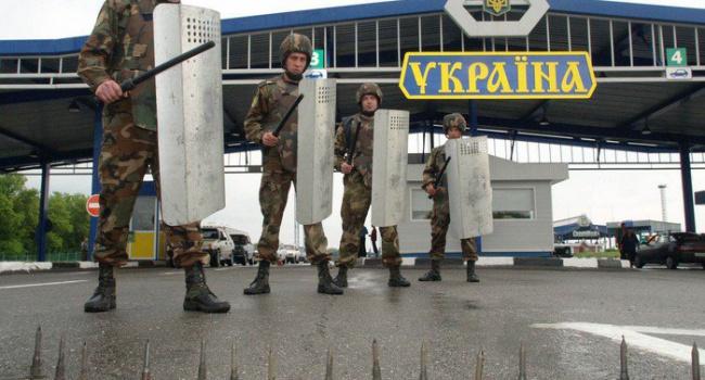 Вгосударстве Украина вводят шерифов для охраны приграничных сКрымом территории