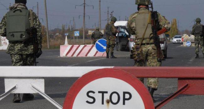 Слободян: на КПП Донбасса резко увеличатся очереди
