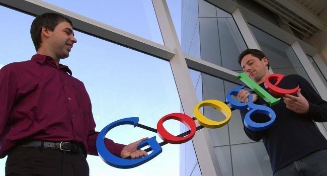 История основателей Google