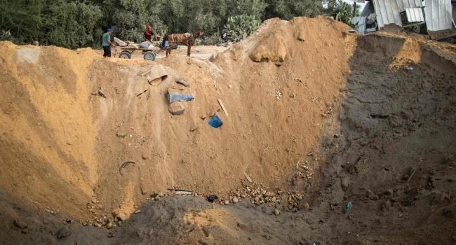 Израильские военные 50 раз обстреляли сектор Газа из артиллерии