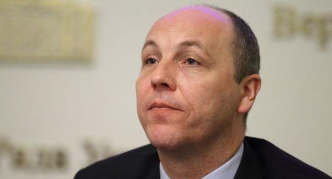 Путин не хочет ограничиваться Украинским государством - Парубий