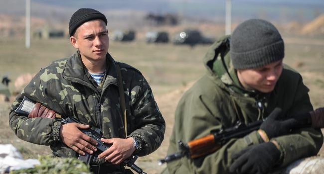 ВСУ сдерживают массированные атаки боевиков— сообщения иззоны АТО