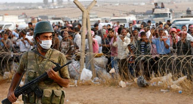Турция будет в Сирии до тех пор, пока не победит Исламское государство