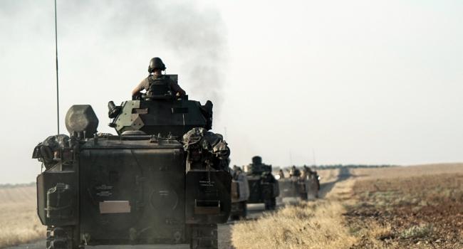 Турецкая авиация нанесла удары попозициям оппозиции вСирии