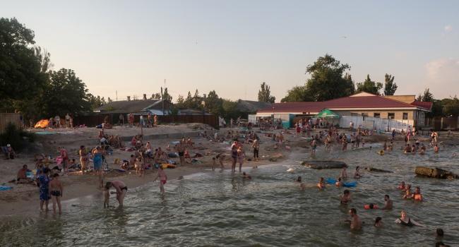 Пользователи обсуждают единственный «фешенебельный» курорт террористической ДНР, - фото