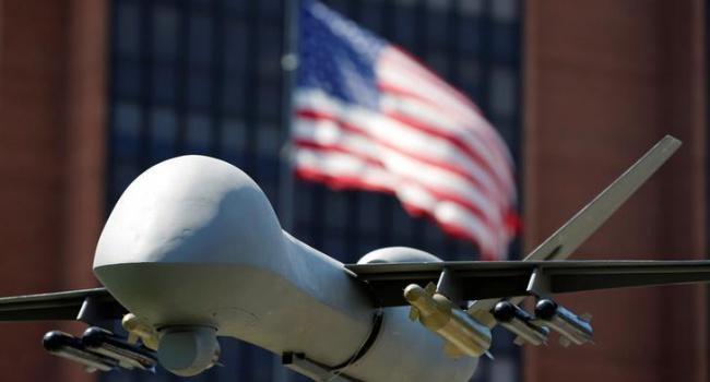 Американский дрон замечен ввоздушном пространстве Ирана