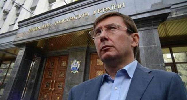 Павло Нусс: Реваншисти за підтримкою Путіна тиснуть на Генпрокуратуру та Юрія Луценка особисто