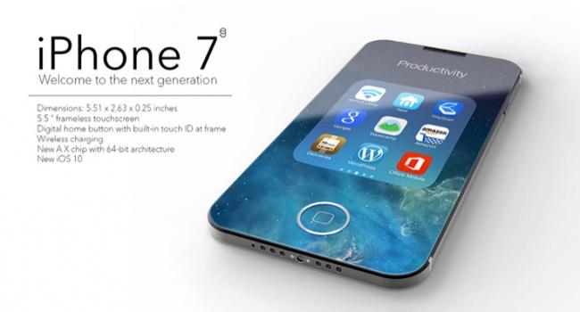 Компания Apple 7сентября желает представить новый iPhone