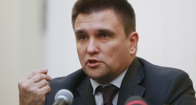 Климкин назвал условие для обмена послами сРоссией